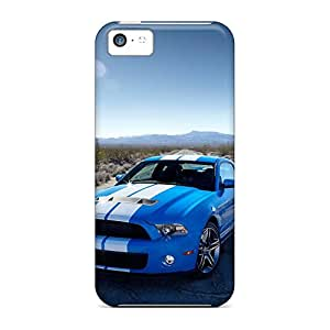 iphone 6plus 6p Shock Absorbent phone carrying case cover Snap On Hard Cases Covers Shock-dirt ford shelby