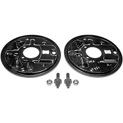 Dorman 924-220 Brake Dust Shield - Pair: Automotive