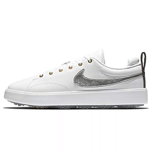 Nike New Course Classic Spikeless Golf Shoes Medium 10 Classic Spikeless Golf Shoe