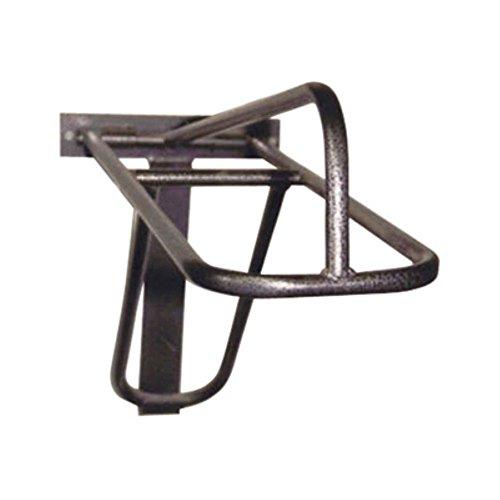 High Country Plastics Folding Saddle Rack, Wall (Trailer Saddle Rack)