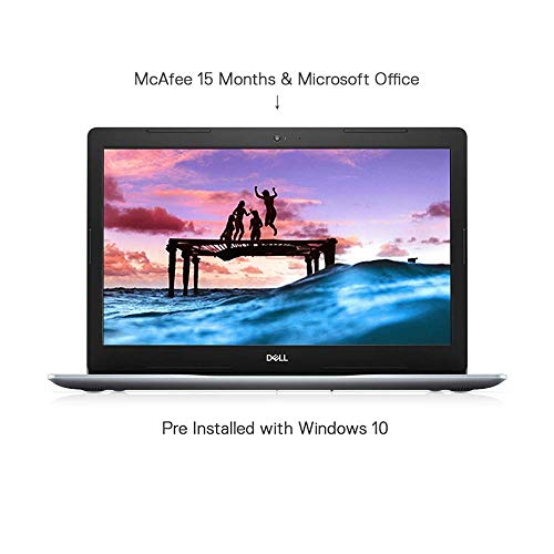 Renewed  Dell Inspiron 3583 15.6 inch FHD Laptop  8th Gen Core i5 8265U/8 GB/1TB/Window 10 + MS Office/2  GB AMD Graphics/Silver