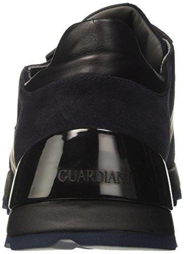 Alberto Guardiani One, Sneaker a Collo Basso Uomo blu