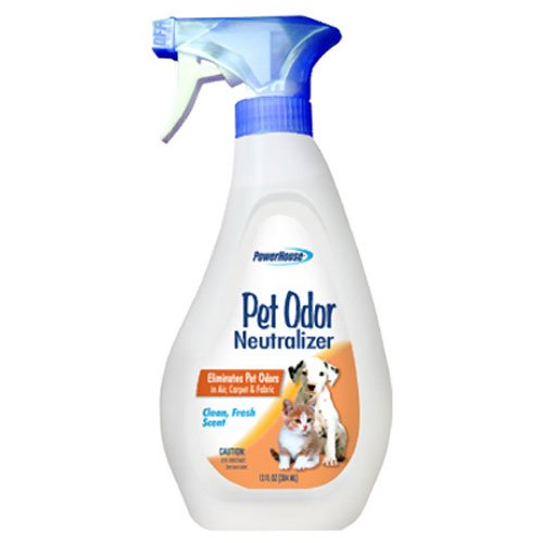 PowerHouse Pet Odor Neutralizer with Trigger Spray, 13 - Ounce Neutralizer Odor 13