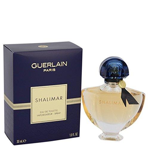 (Guerlåin Shalimär Pèrfume For Women 1 oz Eau De Toilette Spray + Free Shower Gel)