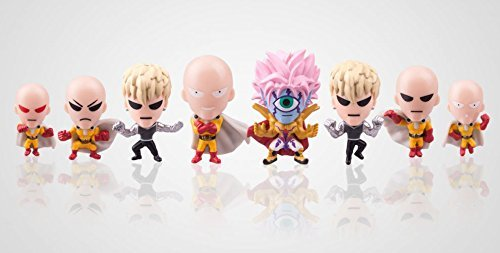 Yu-Gi-Oh Blind Bag Clip on Street Fighter Nano Metalfigs One Punch Man Mystery Collectible Anime Collection Hatsune Miku Blind Bag Mystery Figure /& Backpack Hangers