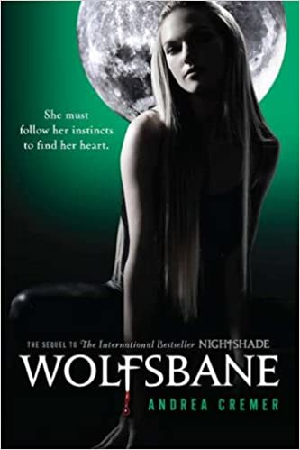 Andrea Cremer - Wolfsbane Audiobook Free Online