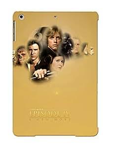 Ipad Air Star Wars Episode Iv: A New Hope Print High Quality Tpu Gel Frame Case Cover
