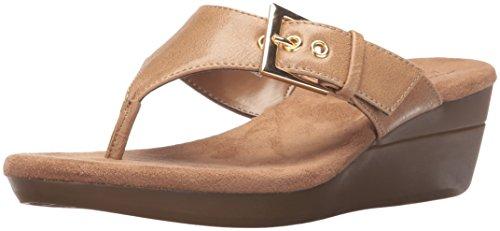 Aerosoles Womens Flower Wedge Sandal
