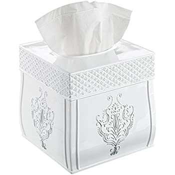 Amazon Creative Scents Square Tissue Box Cover Decorative Interesting Decorative Kleenex Box Covers