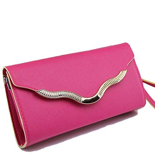 Generic - Bolsos Mujer Niñas rosa (b)