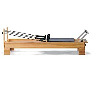 Studio Reformer, 14-inch, Strata Rock Maple, Classic Footbar