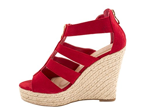 Elara - Plataforma Mujer Rot 1