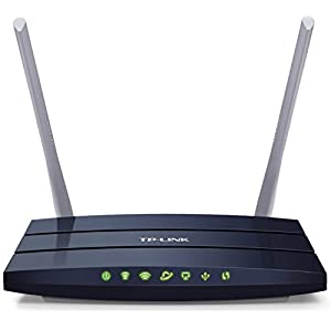 TP-Link Archer AC1200 Reliable Dual-band WiFi Router (C50)