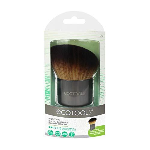 EcoTools Bronze Buki, Kabuki Brush for use with Bronzer, Strobing
