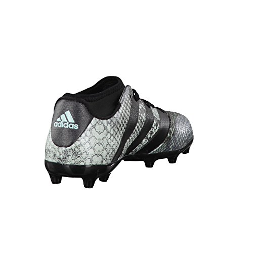 adidas Kinder Fussballschuhe ACE 16.3 PRIMEMESH FG/AG vapour green f16/core black/core black 35 1/2