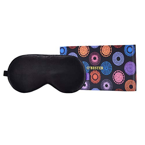 O'Bester Natural Silk Sleep Mask