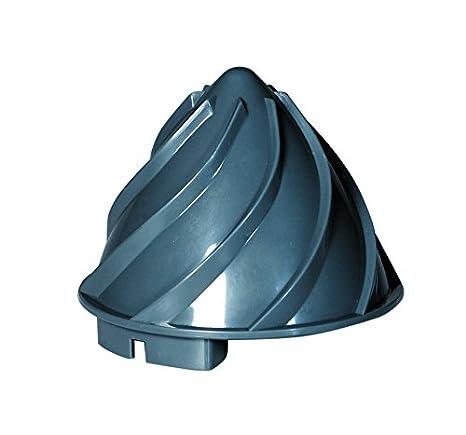 Compra Lacor - 60356 - Mandolina Con corte en V con 5 Cuchillas + Exprimidor - Gris en Amazon.es