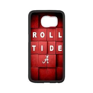 Customized Sport Phone Case Alabama Crimson Tide For Samsung Galaxy S6 Q5A2110827