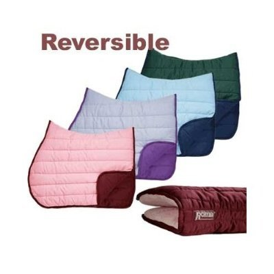 (Roma Reversible Wither Relief Saddle Pad)