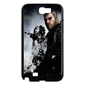 Call of Duty Samsung Galaxy N2 7100 Cell Phone Case Black G7660427