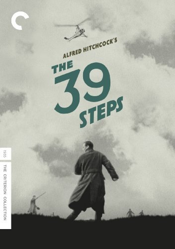 the 39 steps dvd - 8