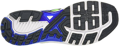 Ruscelli Mens Ravenna 7 Pattino Corrente Gecko Verde / Blu Brooks Elettrici / Antracite
