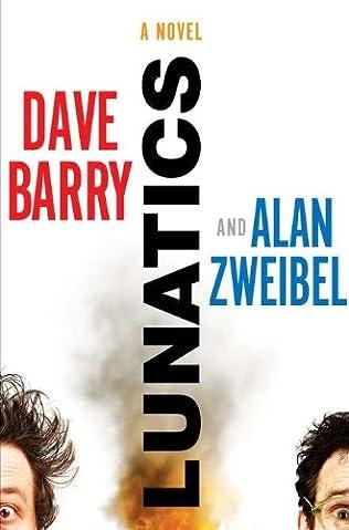 book cover of Lunatics