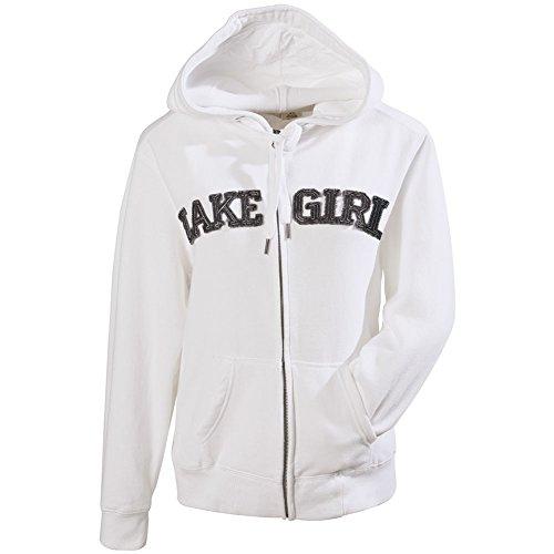 Zip Front Girls Sweatshirt - 7