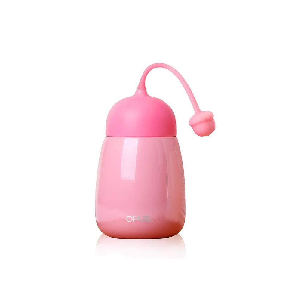 FF Thermos Cup Female Portable Tasse Student Edelstahl Wasserkocher Kinder Cup Mini Cute Belly Cup