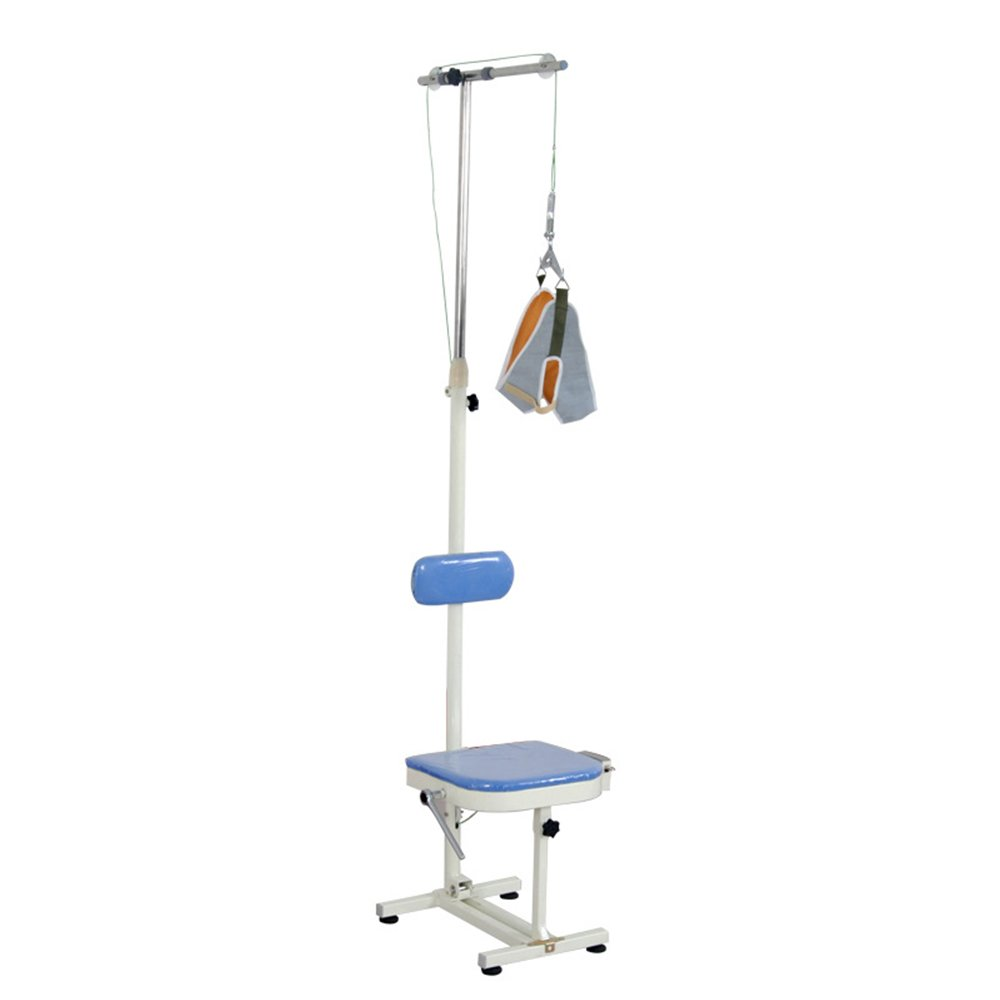 HUKOER Traction Chair Stretch Traction Chair For Body Cervical Vertebra Rehabilitation Correction