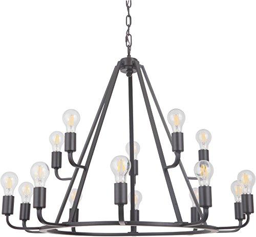 Cheap Craftmade 45915-OBG 15 Light Chandelier