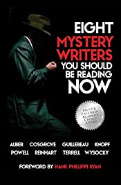 Eight Mystery Writers You Should be Reading Now
