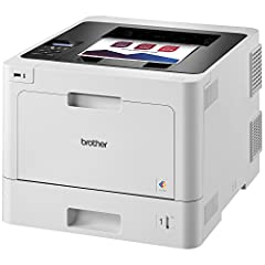 The Brother HL-L8260CDW color laser printer is an exceptional solution for large and small businesses looking for professional, high-quality printing at an affordable cost. This high-performance printer is designed to increase printing output...