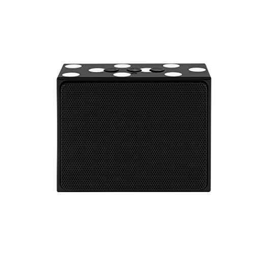 kate spade new york Portable Wireless Bluetooth Speaker - Black / Cream - Kate Spade Blue