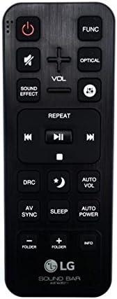 Original LG las450h placa de sonido Control Remoto