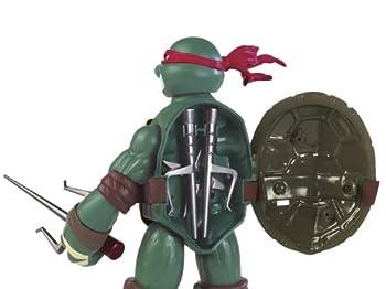 Teenage Mutant Ninja Turtles Battle Shell Raphael Action Figure 1
