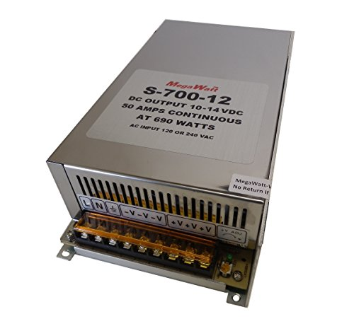 50 Amp Stackable - 100 Amps or more 13.8 HAM CB Radio Power