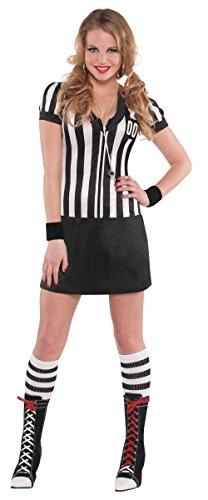 2 Piece Referee Costume - 7