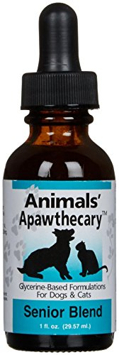 Animal Essentials, Inc Apawthecary Senior Blend, 1 fl. oz by Animal Essentials