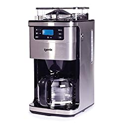 Igenix IG8225 Bean to Cup Filter Coffee Maker
