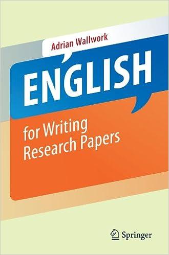 Research paper writing pdf