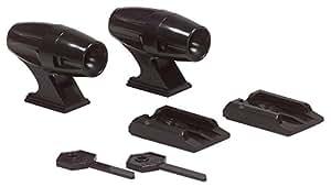 HR 887 - Sistema para ahuyentar animales salvajes (ultrasonidos, dispone de llave, autoadhesivo)