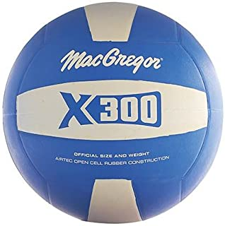 MacGregor volleyball en caoutchouc, Bleu roi/blanc Sport Supply Group Inc. 1272772