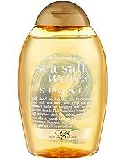 OGX Sea Salt Waves Shampoo, 385 milliliters
