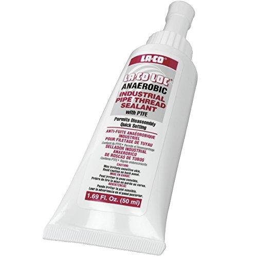 la-co-anaerobic-pipe-thread-sealant-65-to-400-degree-f-temperature-50-ml