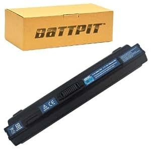 Battpit Bateria de repuesto para portátiles Acer Aspire One 531h-0Bb (6600mah / 73wh)