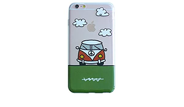 Callate la Boca CBCAR002 - Carcasa Transparente para Apple iPhone 6/6S Plus: Amazon.es: Electrónica
