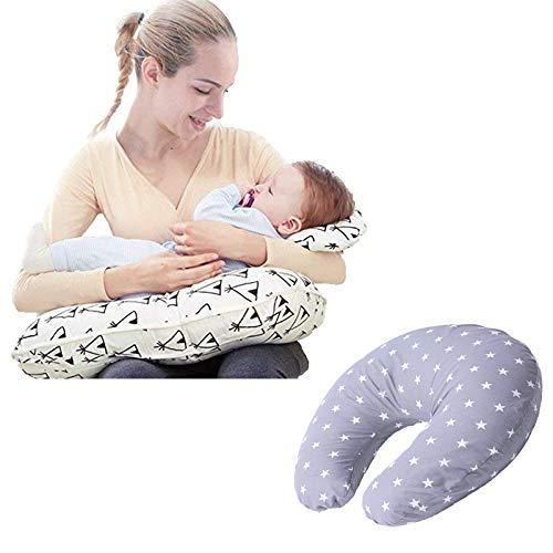Star Ibaby Cojin de lactancia y embarazo con almohada ...