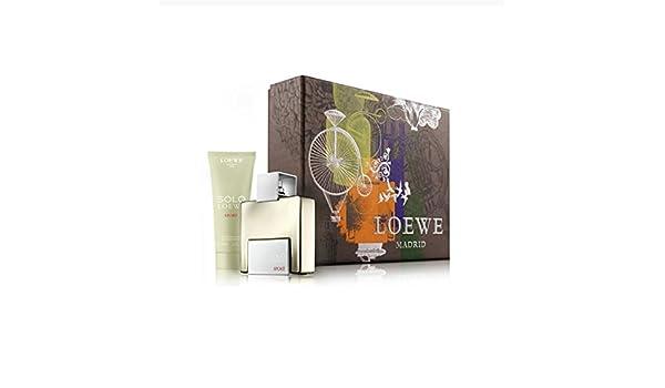 Loewe - Estuche de regalo Eau de Toilette Solo Sport: Amazon.es: Belleza
