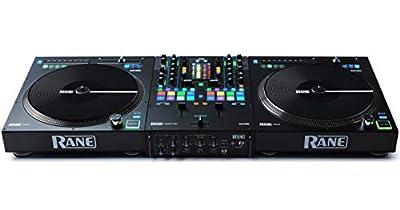 RANE DJ Digital DJ Turntable Twelve by inMusic Brands Inc.
